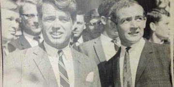 Willem en Kennedy